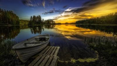 Tapeta: Jezera13