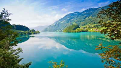 Tapeta: Jezera4