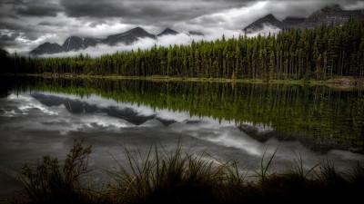 Tapeta: Jezera8