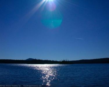 Tapeta: Jezero 12