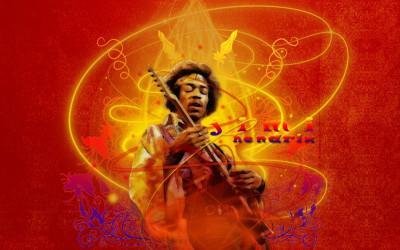 Tapeta: Jimi Hendrix