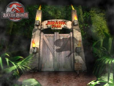 Tapeta: Jurský Park III 2