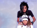 Tapeta Kaulitz twins