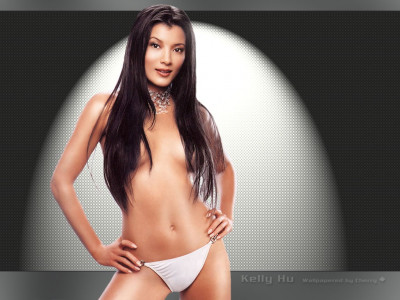 Tapeta: Kelly Hu 2