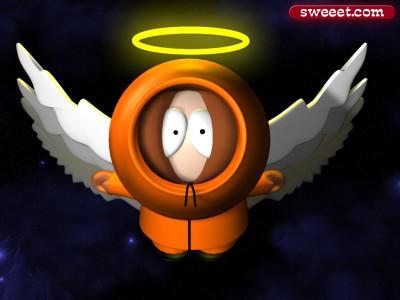 Tapeta: Kenny anděl