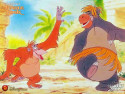Tapeta Kniha Džunglí 6
