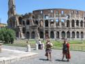 Tapeta Koloseum v Římě