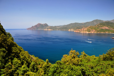 Tapeta: Korsika21