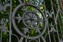 Tapeta Kovaná brána - detail 1