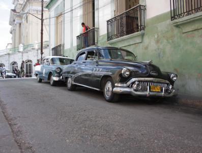 Tapeta: Kubánské veterány
