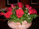 Tapeta květy růží