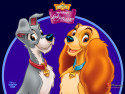 Tapeta Lady a tramp 6