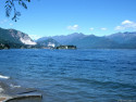 Tapeta Lago Maggiore