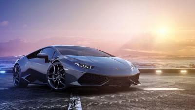 Tapeta: Lamborghini Aventador
