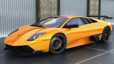 Tapeta: Lamborghini Murcielago