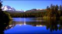 Tapeta Lassen, Jezero Manzanita