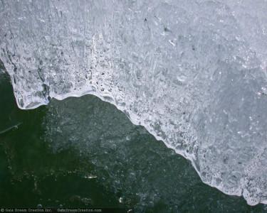 Tapeta: Ledové krystaly 13