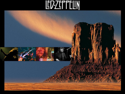 Tapeta: Led Zeppelin 4