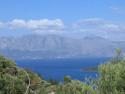 Tapeta Lefkáda - ostrov nebo pevnina?
