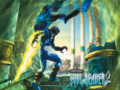 Tapeta: Legacy Of Kain Soul Reaver 2 # 5
