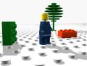 Tapeta Lego svět