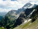 Tapeta Lesní porost horský 16