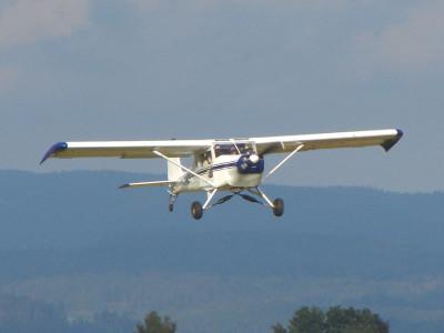 Tapeta: letecký den