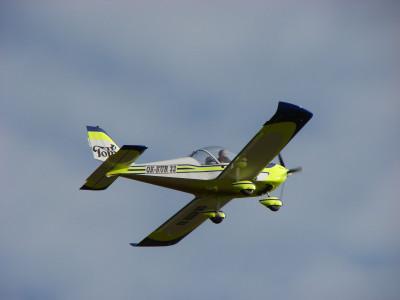 Tapeta: letecký den 2