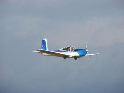 Tapeta: letecký den 3