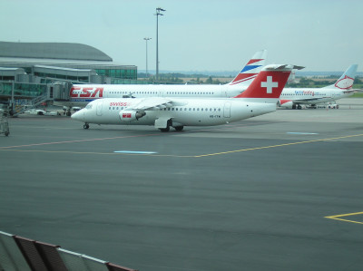 Tapeta: Letiště Ruzyně 3