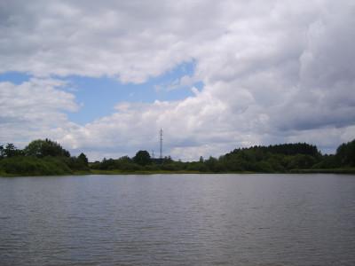 Tapeta: letní krajina