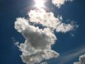 Tapeta Letní obloha
