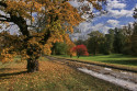 Tapeta Libochovický park