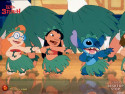 Tapeta Lilo & Stitch 3