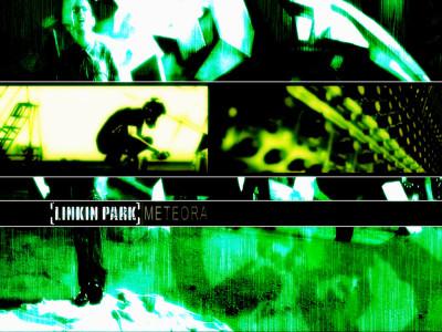 Tapeta: Linkin Park - Meteora