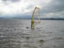 Tapeta Lipno-surfař
