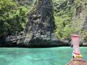 Tapeta Lodička na Phi Phi - Thajsko