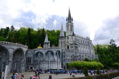 Tapeta: Lourdes 2