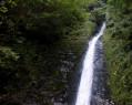 Tapeta Lydford Gorge Waterfall