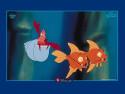 Tapeta Malá mořská víla 4