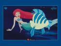 Tapeta Malá mořská víla 5