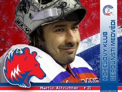 Tapeta: Martin Altrichter - HC Berounš