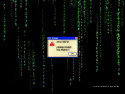 Tapeta Matrix - XP