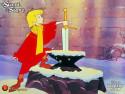 Tapeta Meč v kameni 2