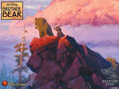 Tapeta: Medvědí bratři 6