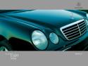 Tapeta Mercedes E320 Sedan