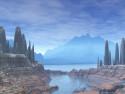 Tapeta Město z kamenů
