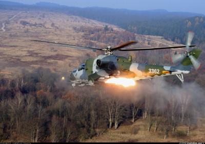 Tapeta: Mi-24