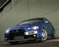 Tapeta Mitsubishi EVO X