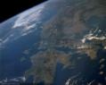 Tapeta Modrá planeta 3
